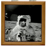 Alan Bean Apollo 12 Tile Box