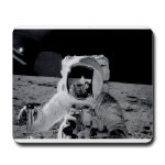 Bean & Conrad Apollo 12 Mousepad