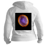 IC 418 The Spirograph Nebula Jr. Hoodie