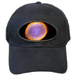 IC 418 The Spirograph Nebula Black Cap