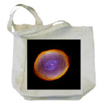 IC 418 The Spirograph Nebula Tote Bag
