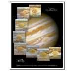 Jupiter's Great Red Spot Small Poster